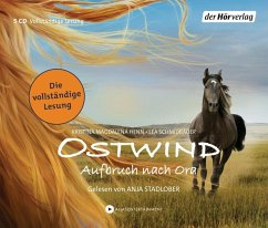 Aufbruch nach Ora / Ostwind Bd.3 (4 Audio-CDs) - Schmidbauer, Lea; Henn, Kristina M.