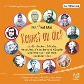 Kennst du die?, 8 Audio-CDs