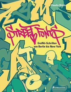 Street Fonts - Walde, Claudia