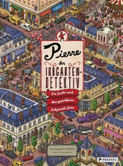 Pierre, der Irrgarten-Detektiv Bd.1 - Kamigaki, Hiro; Maruyama, Chihiro; Ic4Design
