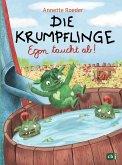 Egon taucht ab / Die Krumpflinge Bd.4