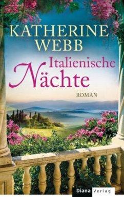 Italienische Nächte (Restexemplar) - Webb, Katherine