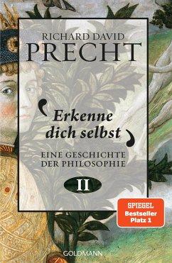 Erkenne dich selbst / Eine Geschichte der Philosophie Bd.2 - Precht, Richard David