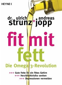 Fit mit Fett - Strunz, Ulrich; Jopp, Andreas