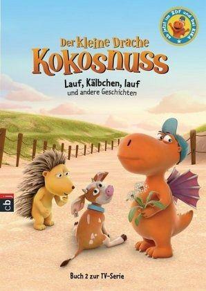 Buch-Reihe Der kleine Drache Kokosnuss - Buch zur TV-Serie