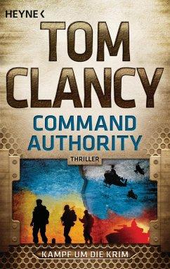 Command Authority / Jack Ryan Bd.16 - Clancy, Tom