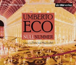 Nullnummer, 5 Audio-CDs - Eco, Umberto