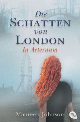 Buch-Reihe Die Schatten von London von Maureen Johnson