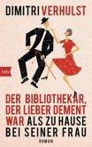 Der Bibliothekar, der lieber dement war als zu Hause bei seiner Frau