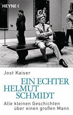 Ein echter Helmut Schmidt - Kaiser, Jost