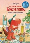 Der kleine Drache Kokosnuss bastelt für Weihnachten, m. Audio-CD
