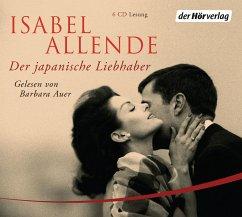 Der japanische Liebhaber, 6 Audio-CDs - Allende, Isabel