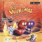 Die Vulkanos brüten was aus! / Vulkanos Bd.4 (1 Audio-CD)