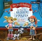 Die Jolley-Rogers im Bann der Geisterpiraten / Die Jolley-Rogers Bd.1 (1 Audio-CD)