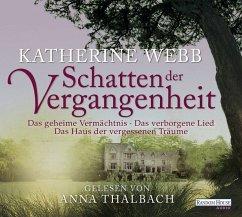 Schatten der Vergangenheit, 18 Audio-CDs - Webb, Katherine