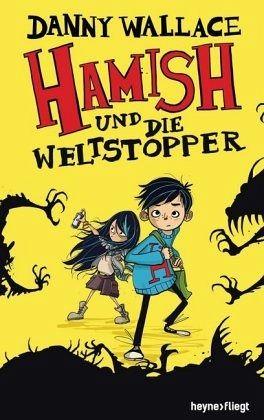 Buch-Reihe Hamish