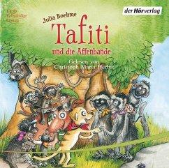 Tafiti und die Affenbande / Tafiti Bd.6 (1 Audio-CD) - Boehme, Julia