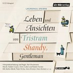Leben und Ansichten von Tristram Shandy, Gentleman, 9 Audio-CDs