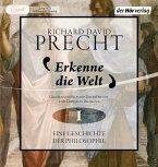 Erkenne die Welt / Eine Geschichte der Philosophie Bd.1 (2 Audio-CDs)