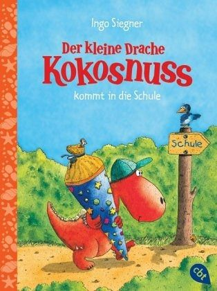 Buch-Reihe Die Abenteuer des kleinen Drachen Kokosnuss