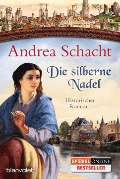 Die silberne Nadel / Myntha, die Fährmannstochter Bd.2 - Schacht, Andrea