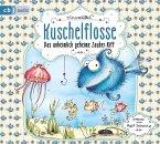 Das unheimlich geheime Zauber-Riff / Kuschelflosse Bd.1 (2 Audio-CD)