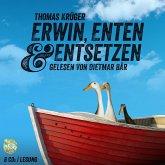 Erwin, Enten & Entsetzen / Erwin, Lothar & Lisbeth Bd.3 (8 Audio-CDs)