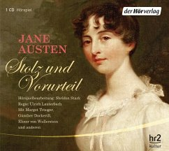 Stolz und Vorurteil, 1 Audio-CD - Austen, Jane