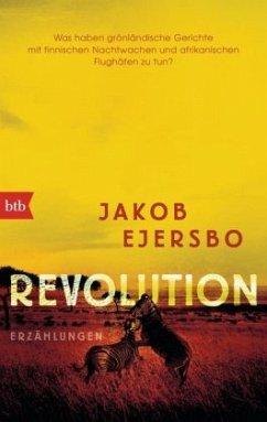 Revolution / Afrika Trilogie Bd.3 - Ejersbo, Jakob