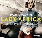 Lady Africa, 6 Audio-CDs