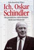 Ich, Oskar Schindler (Mängelexemplar)