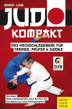 Judo - kompakt (eBook, ePUB) - Linn, Bernd