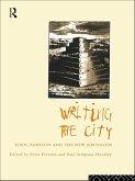 Writing the City (eBook, ePUB)