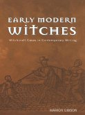 Early Modern Witches (eBook, ePUB)