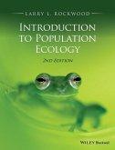 Introduction to Population Ecology (eBook, ePUB)