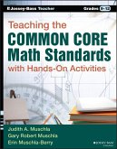 Teaching the Common Core Math Standards with Hands-On Activities, Grades 9-12 (eBook, ePUB)