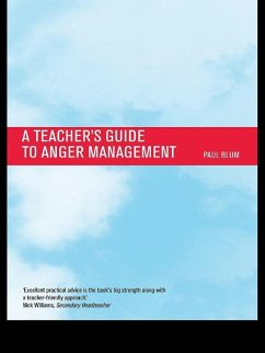 Teachers Guide to Anger Management