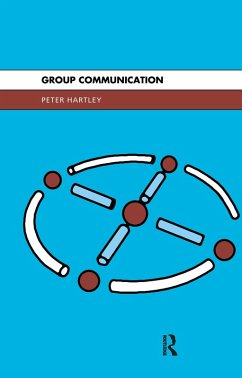 Group Communication (eBook, PDF) - Hartley, Peter