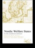 Nordic Welfare States in the European Context (eBook, ePUB)