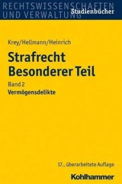 Strafrecht Besonderer Teil 02 - Krey, Volker