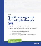 Qualitätsmanagement für die Psychotherapie QMP, m. CD-ROM