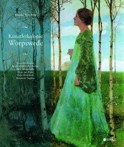 Künstlerkolonie Worpswede - Berchtig, Frauke