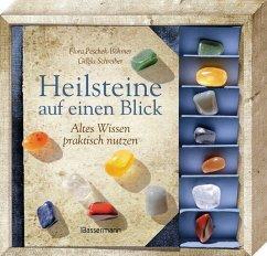 Heilsteine auf einen Blick-Set - Peschek-Böhmer, Flora; Schreiber, Gisela