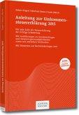 Anleitung zur Einkommensteuererklärung 2015
