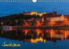 Sachsen (Wandkalender 2016 DIN A4 quer)