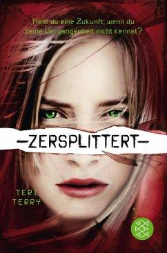 Zersplittert / Gelöscht-Trilogie Bd.2 - Terry, Teri