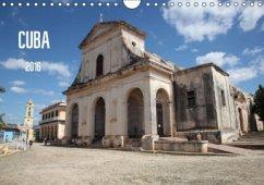 CUBA 2016 (Wandkalender 2016 DIN A4 quer)