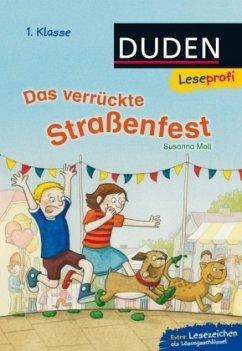 Leseprofi - Das verrückte Straßenfest, 1. Kl