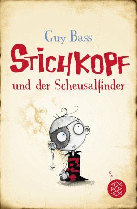 Buch-Reihe Stichkopf von Guy Bass