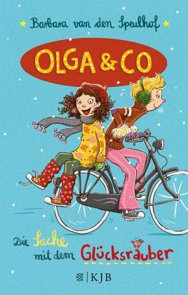 Buch-Reihe Olga & Co